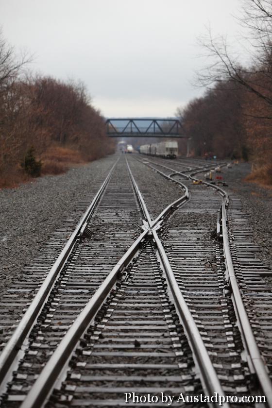 leading lines photography. Railroad Tracks Provide Leading Lines Of The Composition Photography H